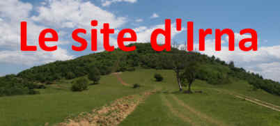 Le site d'Irna IT